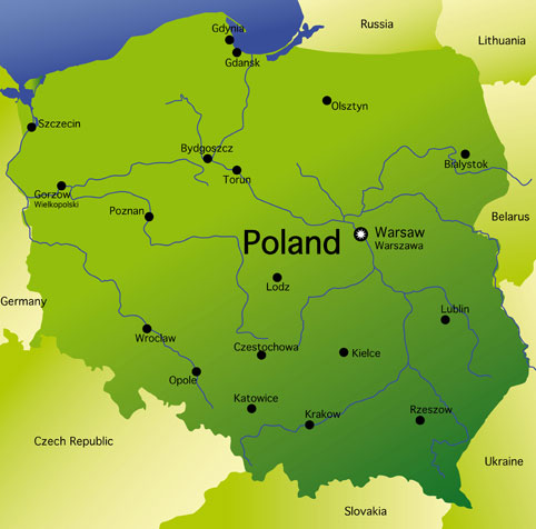 detailed-map-of-poland