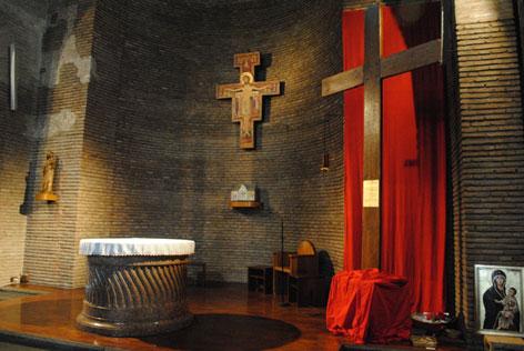 WYD Cross & Icon